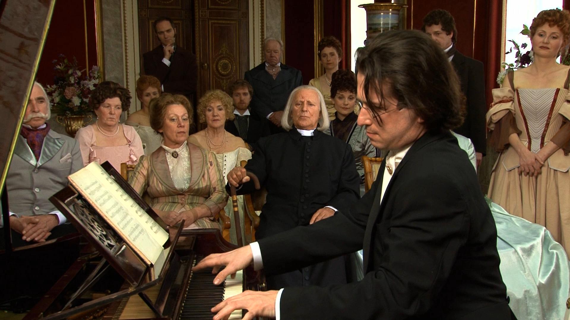 Franz Liszt – Ein Europäer in Weimar
