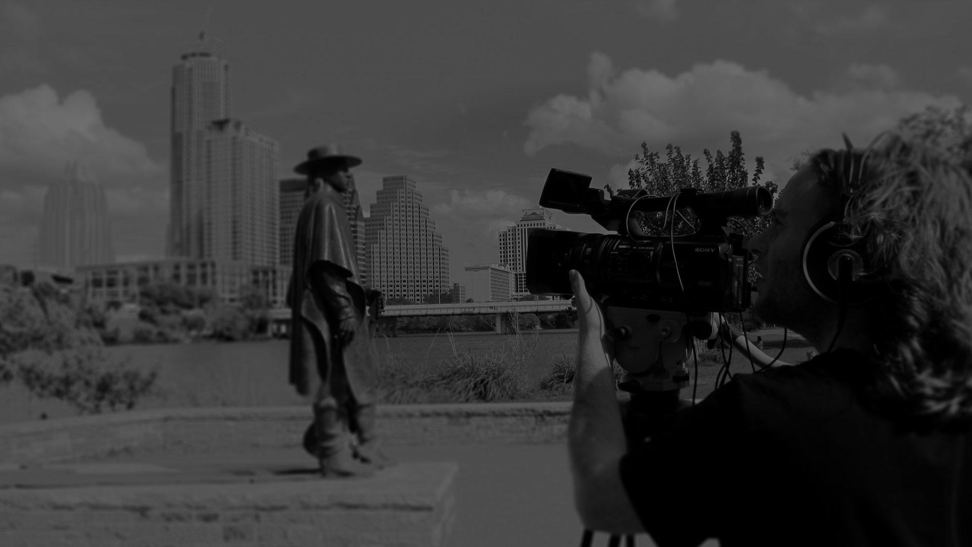 Dokumentarischer Dreh