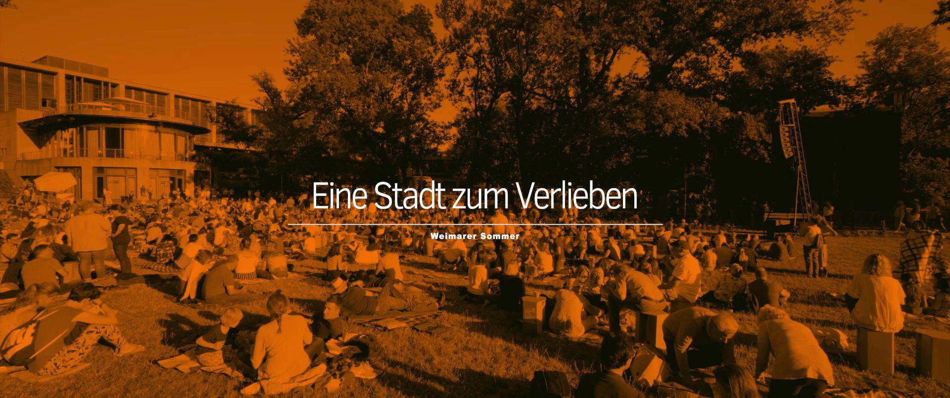 Weimarer Sommer